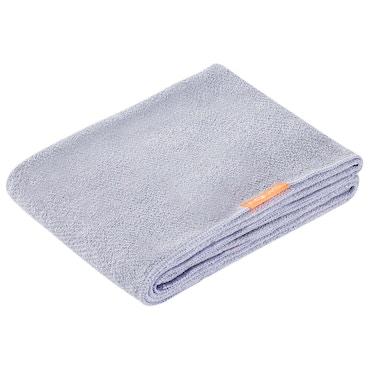 Long Hair Towel Lisse Luxe Cloud Berry