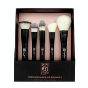 Face Collection 5 Piece Brush Set